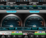 SSH Tunnel Speedtest